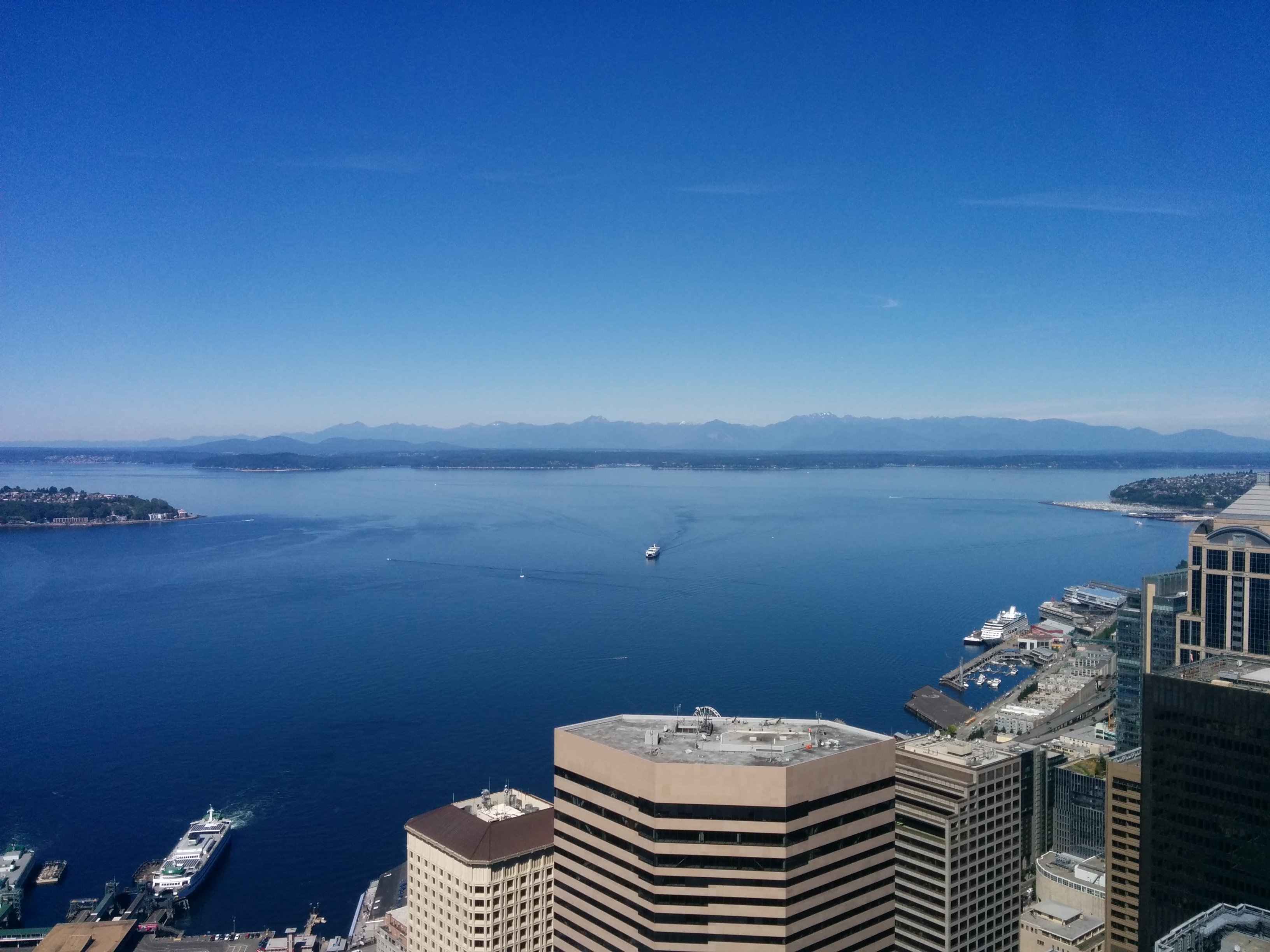 Seattle Office View
