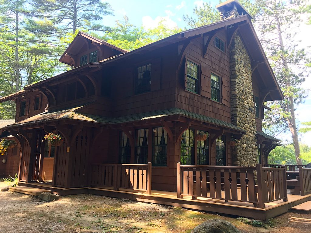 The House at Squam